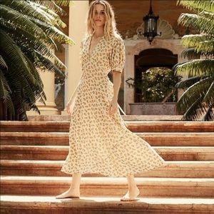 Dôen Wisteria dress